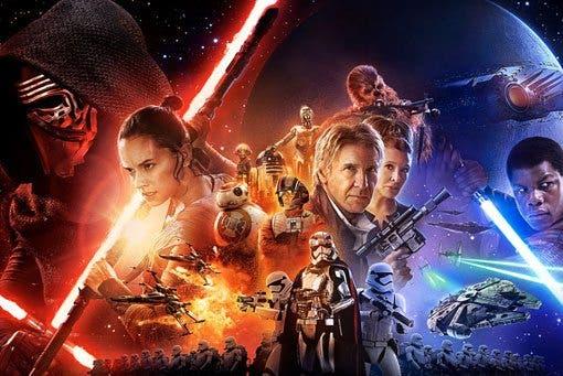 confirmado titulo oficial 'Star Wars: Episodio VIII'