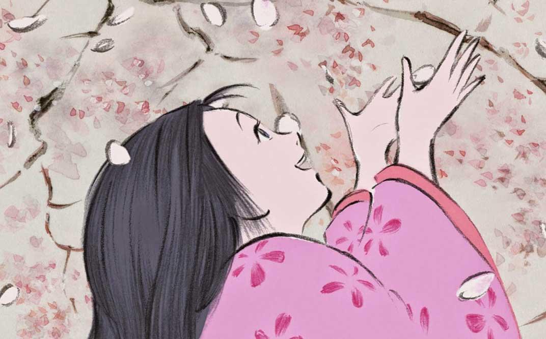 crítica de 'El cuento de la princesa Kaguya'