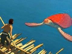 crítica de 'La tortuga roja'