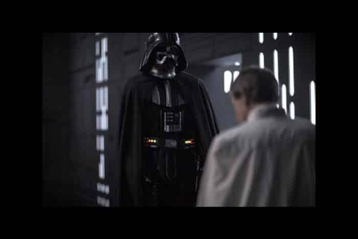 escena eliminada de Darth Vader en 'Rogue One' Star Wars