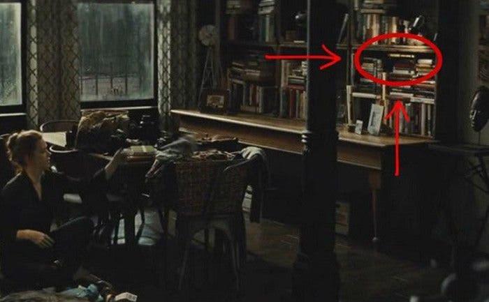 easter egg de Watchmen en 'Batman v Superman'