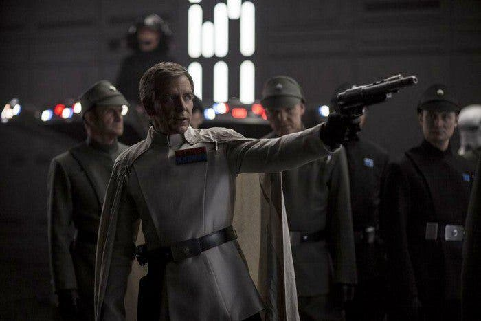 escena eliminada Rogue One Star Wars director Orson Krennic