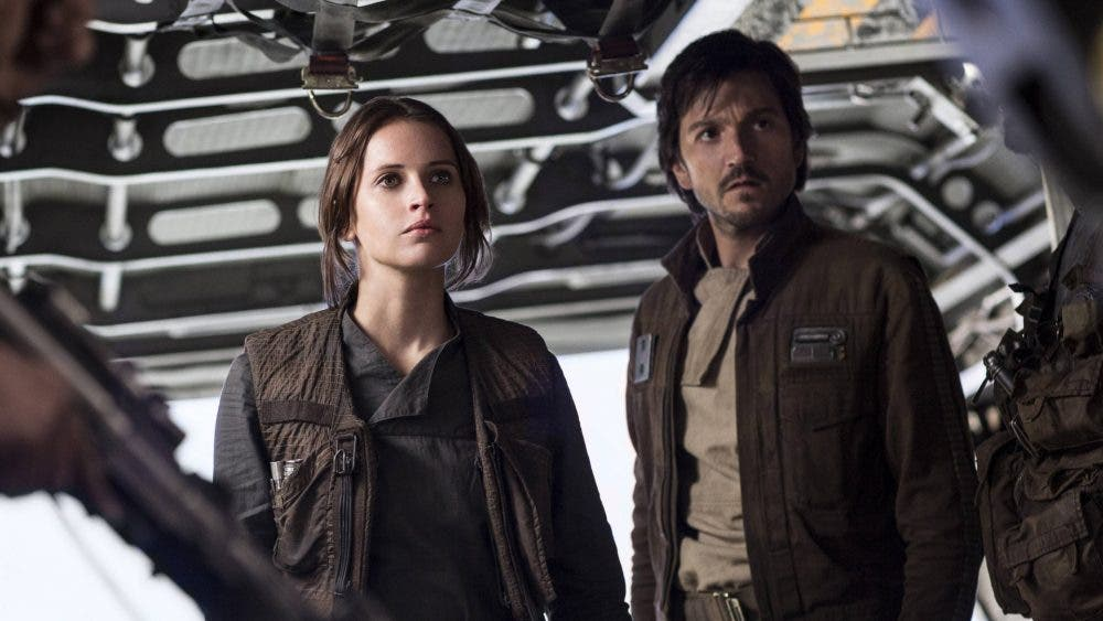 fecha de lanzamiento del Blu-Ray de 'Rogue One' Star Wars