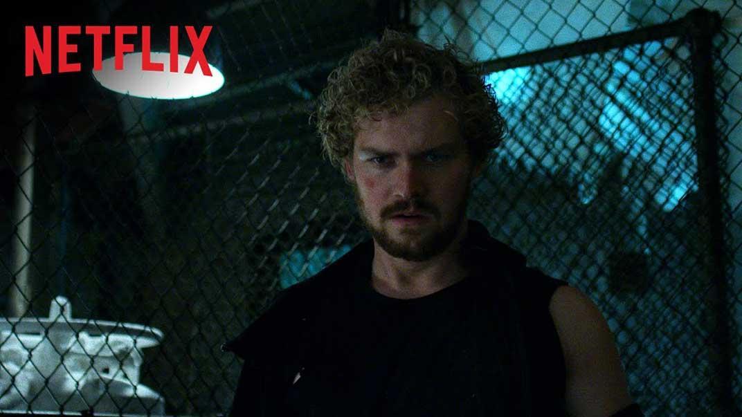 filtrados los capítulos de la primera temporada de Netflix 'Iron Fist'