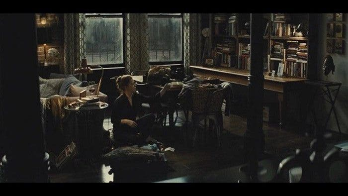 imagen de 'Batman v Superman' con un easter egg de Watchmen