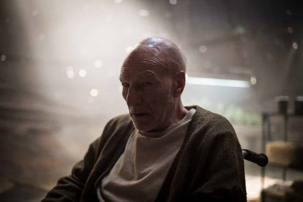 imagen de Charles Xavier (Logan)