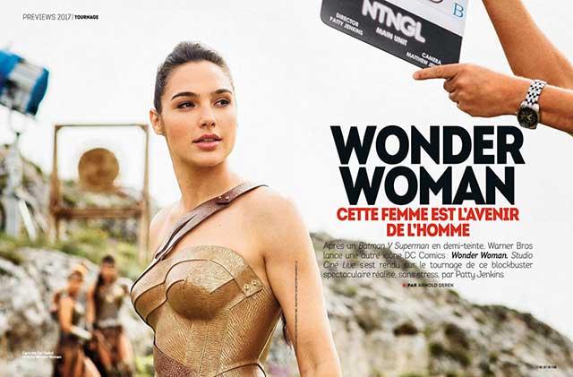 imagenes detras de las camaras de Wonder Woman (1)