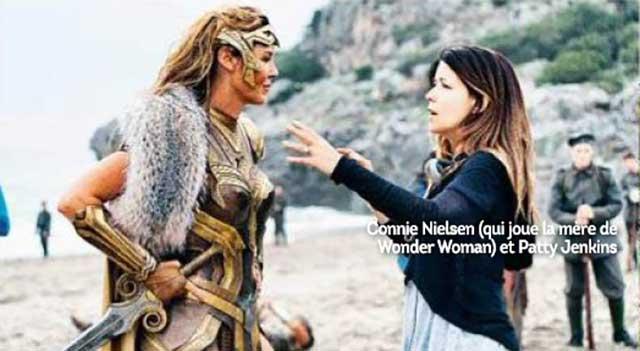 imagenes detras de las camaras de Wonder Woman (3)