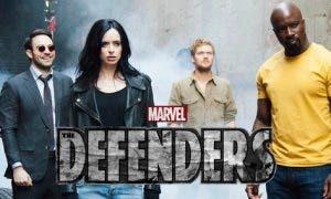 imagenes rodaje The Defenders (Netflix)