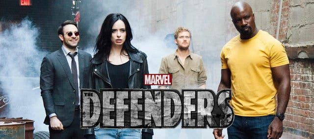 imagenes rodaje The Defenders (Netflix)