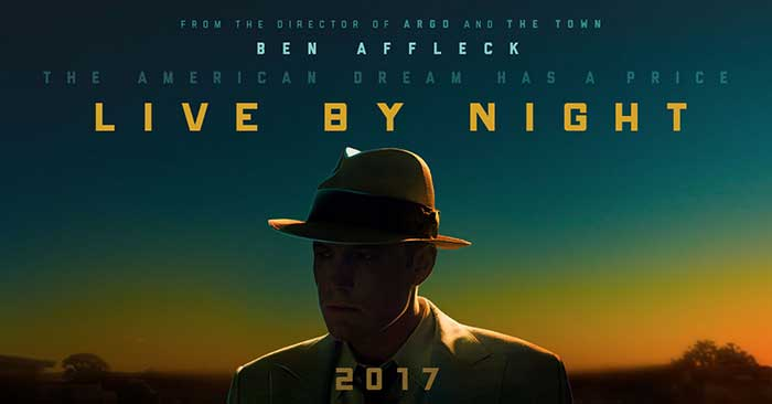 'Live By Night' por Ben Affleck