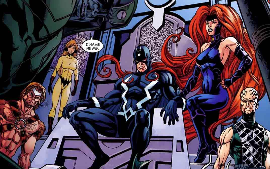 Los Inhumanos Vin Diesel critica a Marvel