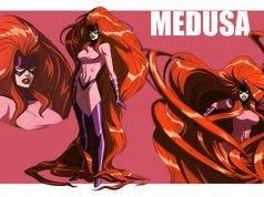 Medusa en la serie de 'Inhumanos'