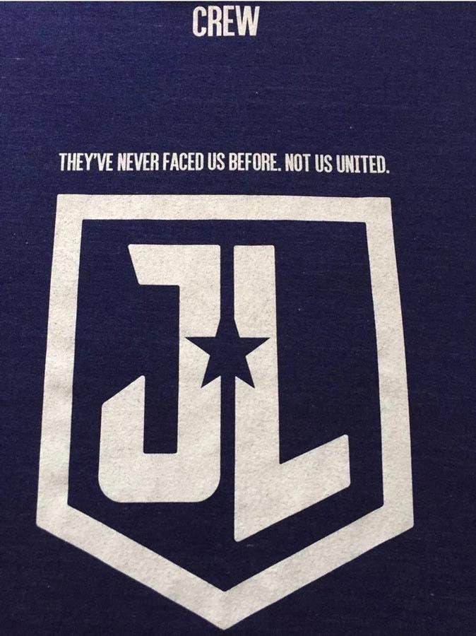 nueva camiseta de la liga de la justicia