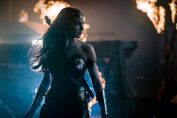 nueva imagen de Gal Gadot como Wonder Woman (movie 2017)