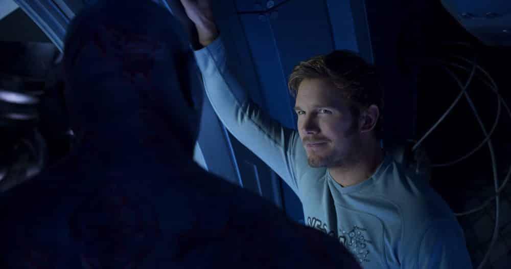 nueva imagen de Guardianes de la Galaxia Vol 2 con Chris Pratt