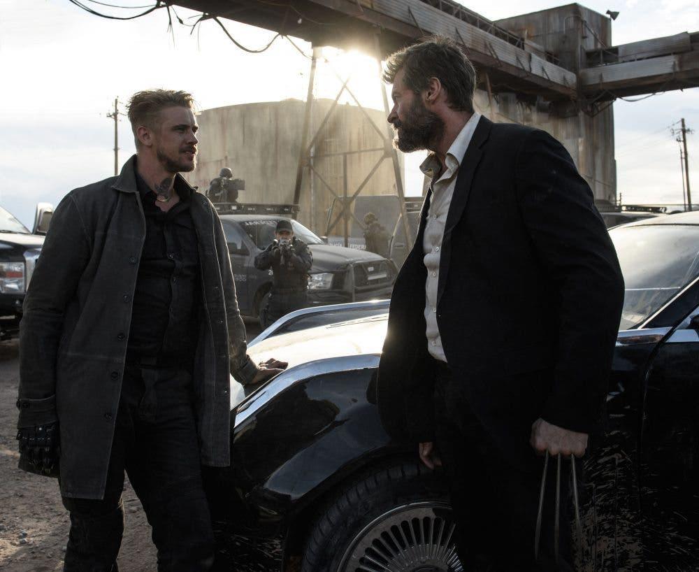 Hugh Jackman en 'Logan' como Lobezno