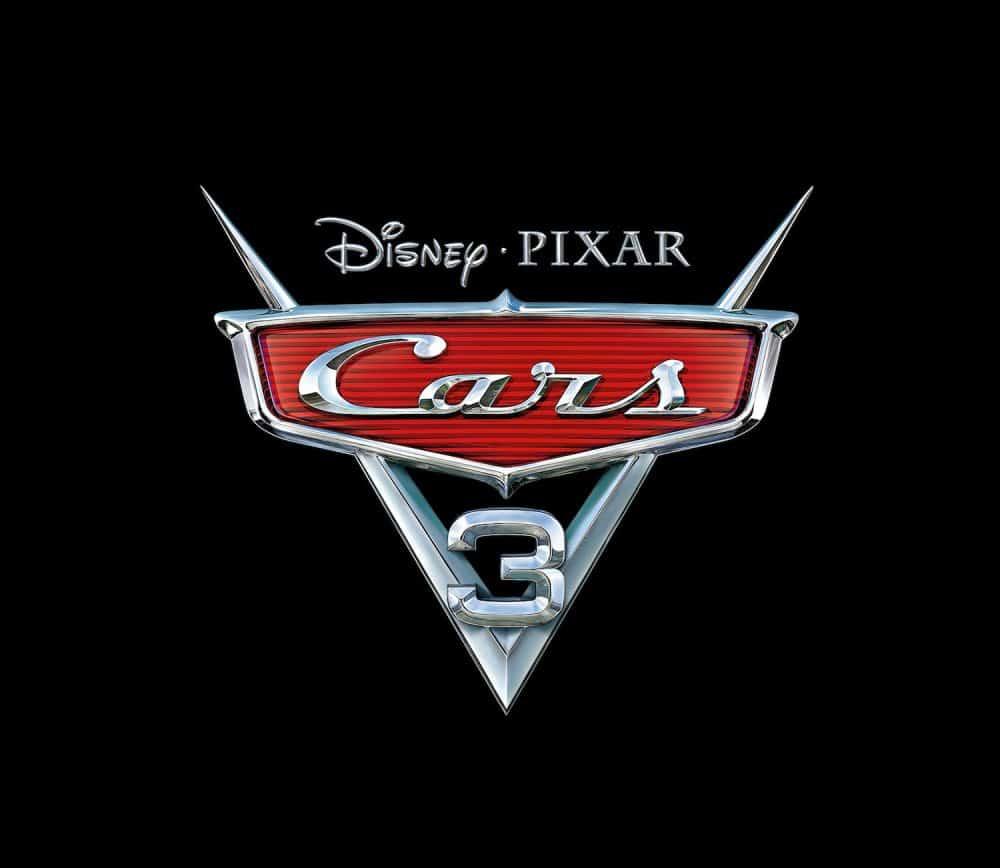 nuevo logo oficial de Cars 3