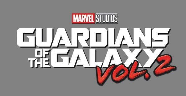 nuevo logo oficial de Guardianes de la Galaxia Vol 2