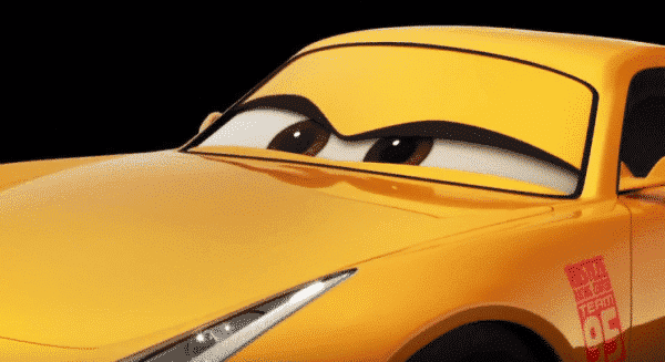 nuevo trailer Cars 3 personajes