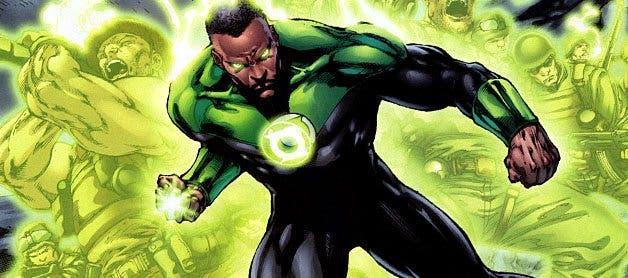 posible actor de John Stewart en Green Lantern Corps