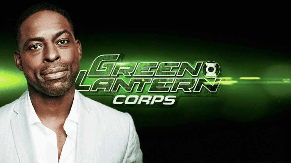 posible actor de John Stewart en Green Lantern Corps