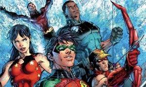 primer vistazo a 'Teen Titans: The Judas Contract'