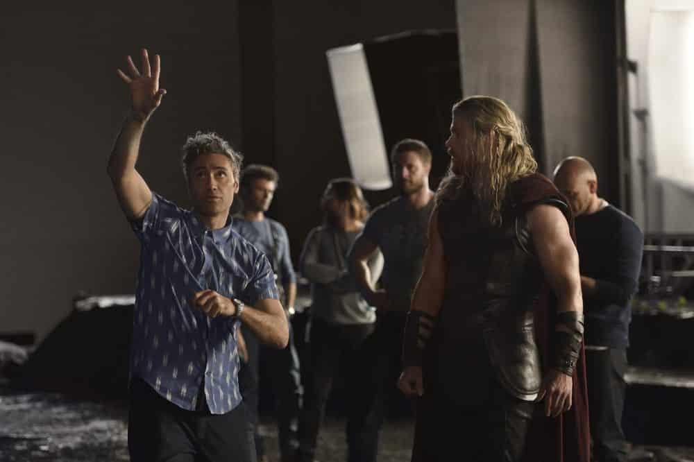 primera imagen oficial de 'Thor: Ragnarok'