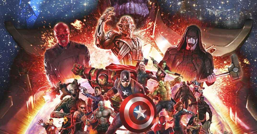 primera imagen oficial del rodaje de 'Vengadores: La Guerra del Infinito'