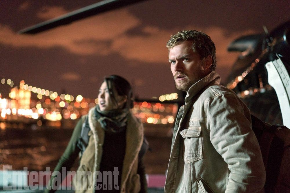 primeras imagenes oficiales de The Defenders (Daredevil Jessica Jones Luke Cage Iron Fist) 2