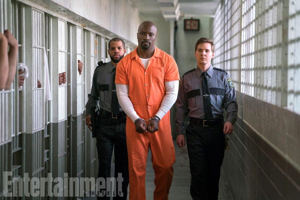 primeras imagenes oficiales de The Defenders (Daredevil Jessica Jones Luke Cage Iron Fist) 4