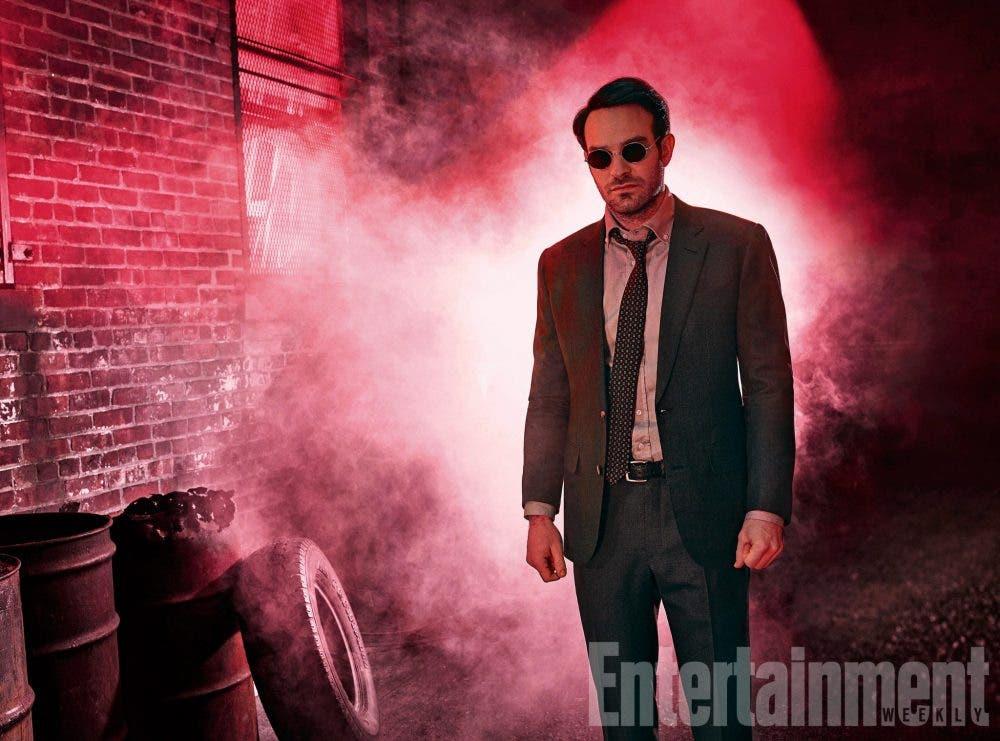 primeras imagenes oficiales de The Defenders (Daredevil Jessica Jones Luke Cage Iron Fist) 5