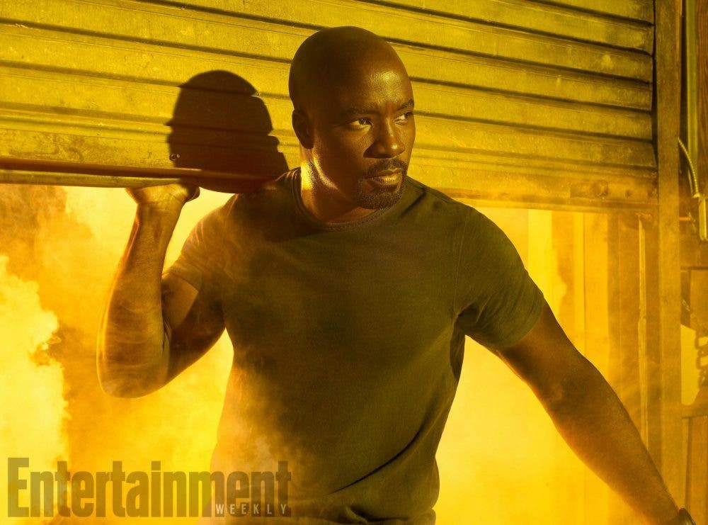 Luke Cage - The Defenders