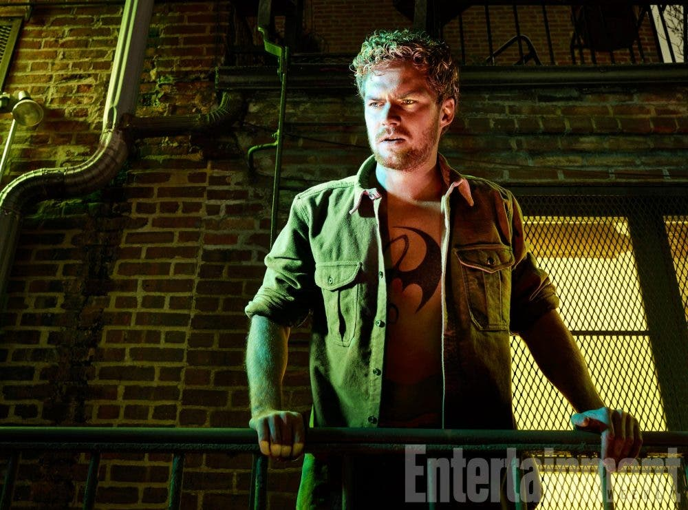 primeras imagenes oficiales de The Defenders (Daredevil Jessica Jones Luke Cage Iron Fist) 8