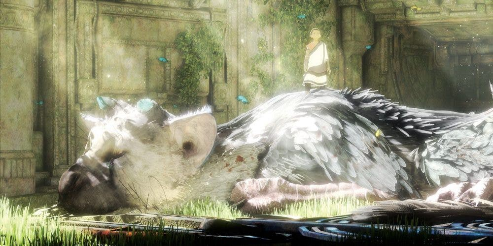 reseña The Last Guardian (videojuego PS4) 3