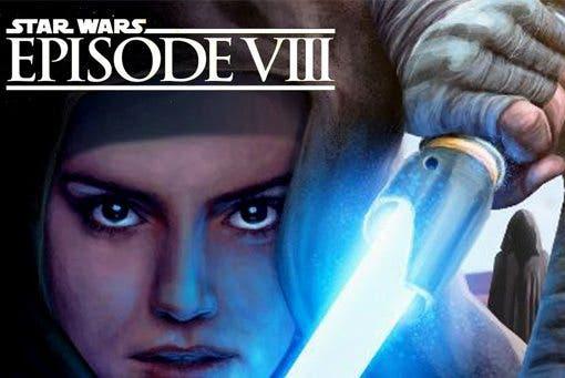 Rey en 'Star Wars: The Last Jedi' en el Lado Oscuro
