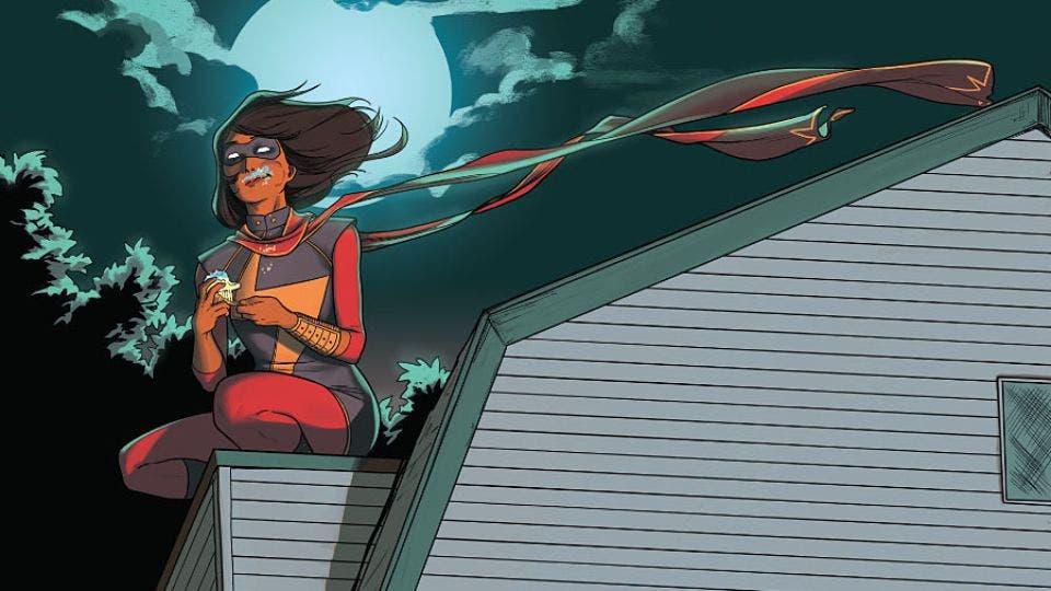 serie de television de Ms Marvel Kamala Khan