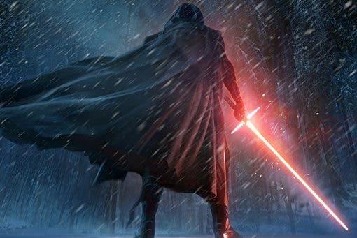 título 'Star Wars: The Last Jedi' y su relación con Kylo Ren