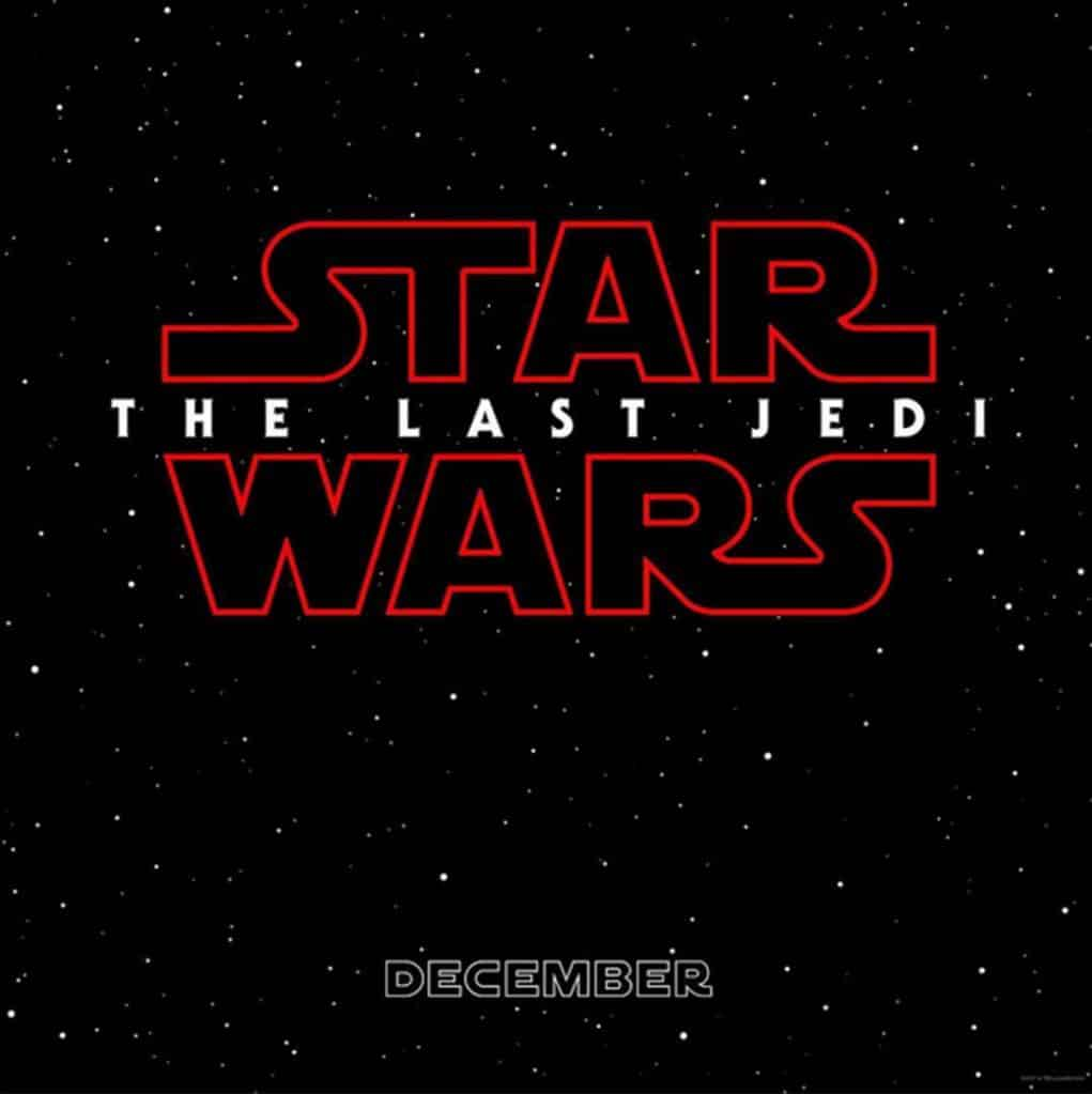 título oficial de 'Star Wars: The Last Jedi'