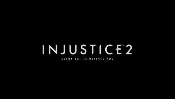 trailer impresionante de la historia la trama de Injustice 2 (videojuegos 2017)