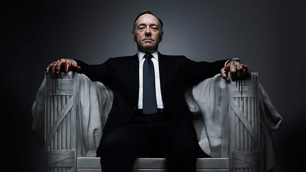 'House of Cards' (Netflix)