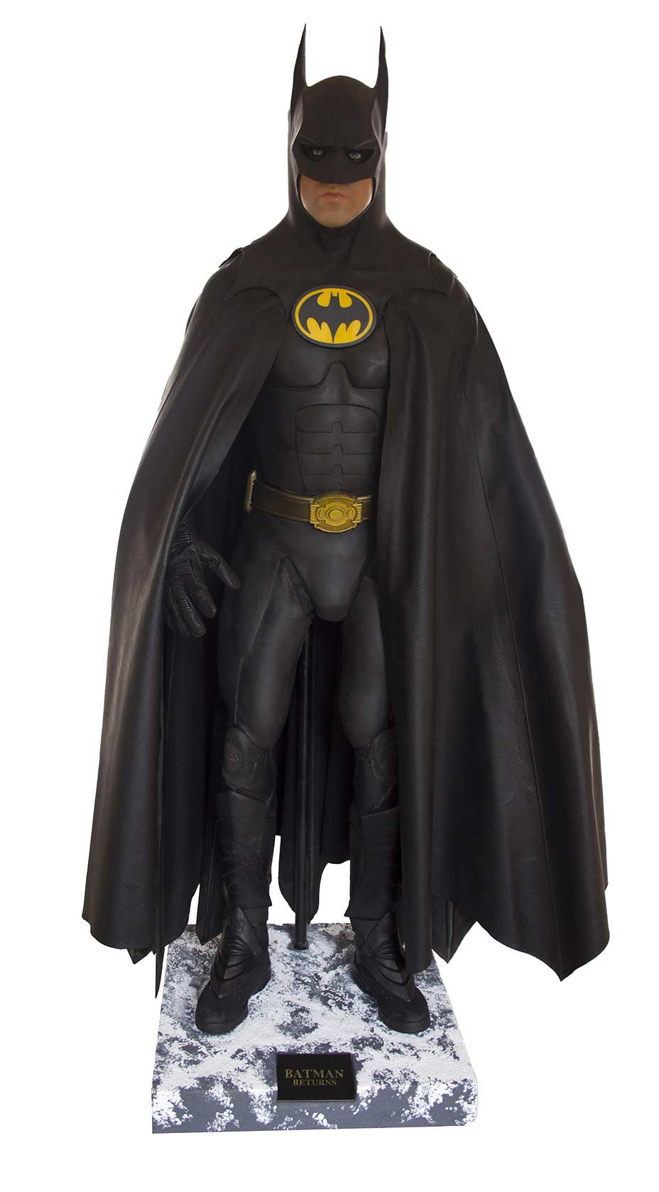 traje de Michael Keaton en 'Batman Returns'