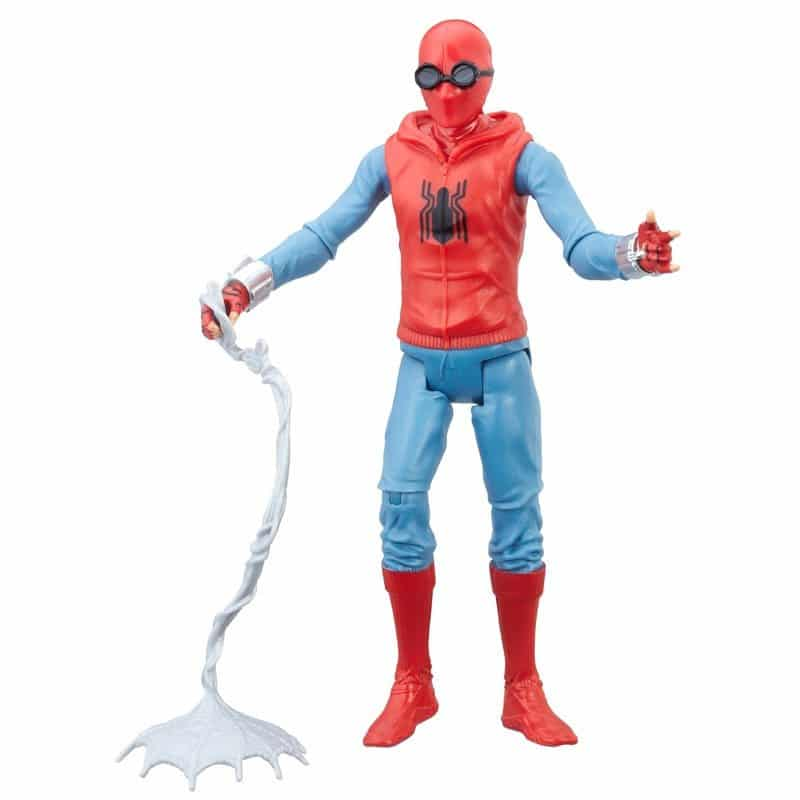 traje original de Spider-Man