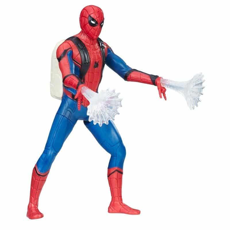 figuras Hasbro de Spider-Man