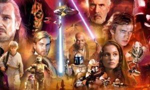 trilogia de precuelas de Star Wars