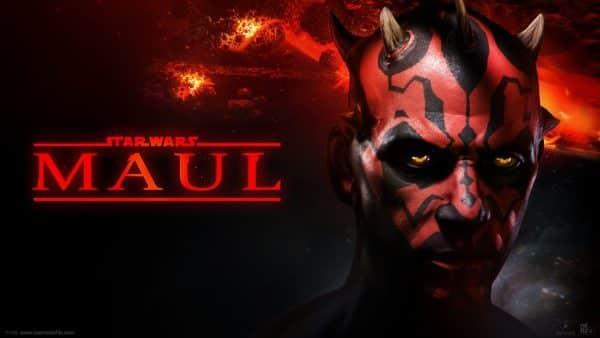 videojuego de Star Wars Darth Maul