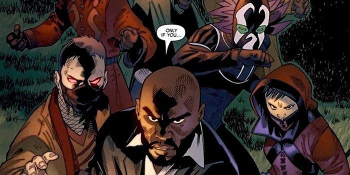 El Orgullo villanos de la nueva serie de Marvel 'Runaways'