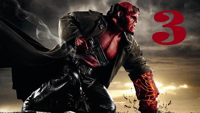 Guillermo del Toro sentencia el futuro de Hellboy 3