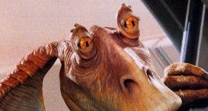 Jar Jar Binks en Star Wars
