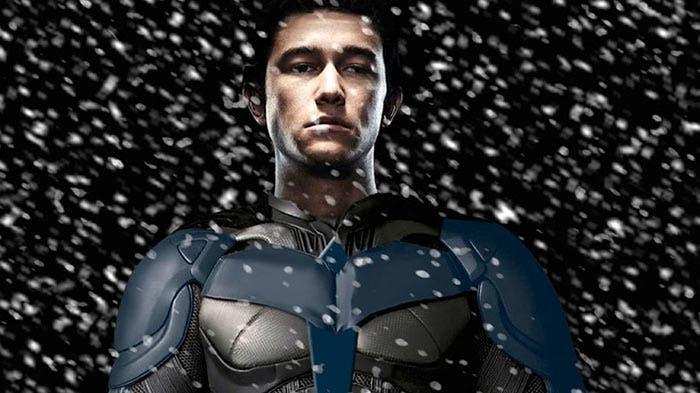 Joseph Gordon-Levitt como sustituto del Batman de Ben Affleck